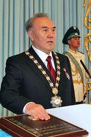 Nursultan Nasarbajew Bild: wikipedia.org