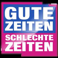 """Logo von Gute Zeiten, schlechte Zeiten (""""GZSZ"""")"""