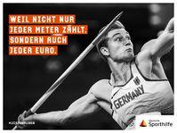 """Bild: """"obs/Stiftung Deutsche Sporthilfe/Foto-Credit: picture alliance"""""""