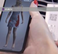 """Avatar in """"ViuBox"""": Virtuelle Person hat identische Maße."""