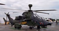 Der Eurocopter Tiger der Bundeswehr