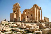 Palmyra: Tempel des Baal