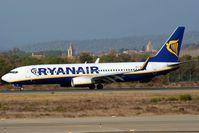 Eine Boeing 737-800 der Ryanair