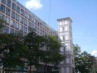 Gebäude des Amtsgerichts München in der Pacellistr.5