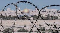 Blick auf Jerusalem Bild: Pixabay (lizenzfrei) Fotograf: Rodolfo Quevenco (Bearb.: gbs)