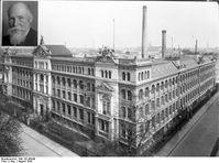 Leipzig, Geschäftshaus des Reclam-Verlages, 1928