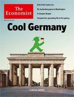 "The Economists Special Report ""The new Germans"" Bild: ""obs/The Economist"""