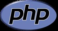 """PHP (rekursives Akronym und Backronym für """"PHP: Hypertext Preprocessor"""", ursprünglich """"Personal Home Page Tools"""") ist eine Skriptsprache mit einer an C und Perl angelehnten Syntax, die hauptsächlich zur Erstellung dynamischer Webseiten oder Webanwendungen verwendet wird."""