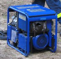 Tragbares Stromaggregat