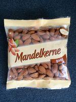 """Produkt """"Mandelkerne ganz, 200 g Beutel"""" Bild:: """"obs/LIDL"""""""
