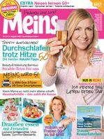 "Meins Cover 17/2017 Bild: ""obs/Bauer Media Group, Meins"""