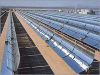 Dii:  Parabolrinnenkraftwerk