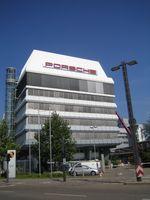Porschewerk Stuttgart