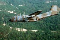 Eine Transall C-160D der deutschen Luftwaffe