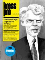 """Titelthema: FAZ Bild: """"obs/Medienfachverlag Oberauer GmbH/Oberauer"""""""