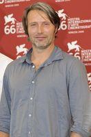 Mads Mikkelsen bei den 66. Filmfestspielen von Venedig 2009