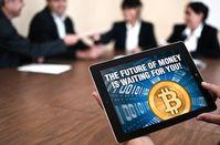 Bitcoins, eine alternatve Währung. Bild: flickr.com/Jonathan Waller