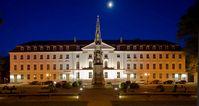 Hauptgebäude der Universität Greifswald am Rubenowplatz, Altstadt-Campus