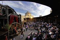 Amphitheater des Monbijou Theaters
