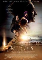 """Kinoplakat von """"Der Medicus"""""""
