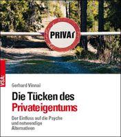"""Gerhard Vinnai's Buch """"Tücken des Privateigentums"""""""