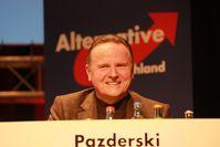 Georg Pazderski Bild: Metropolico.org, on Flickr CC BY-SA 2.0