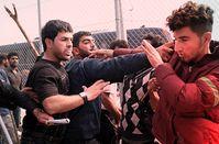 Gewaltätige und kriminelle Angriffe werden meistens von Einwanderern gegen andere Einwanderer verübt (Symbolbild)