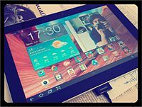 Samsung Galaxy Tab 10.1 Bild: Sham Hardy / de.wikipedia.org