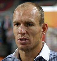 Arjen Robben Bild: Paulblank / de.wikipedia.org