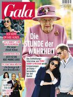 GALA Cover 10/2021 (EVT: 4. März 2021)  Bild: GALA, Gruner + Jahr Fotograf: Gruner+Jahr, Gala