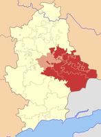 """""""Volksrepubliken"""" Donezk"""