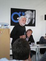 Carl Djerassi (2009).
