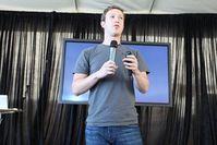 Mark Zuckerberg: hat TV-Geschäft im Hinterkopf. Bild: flickr.com/Robert Scoble