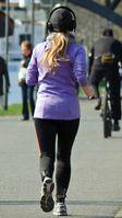 Jogging: macht Spaß und hält das Gehirn fit. Bild: pixelio.de, Lupo