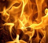 Feuer: mag keinen Schall. Bild: pixelio.de, 110Stefan