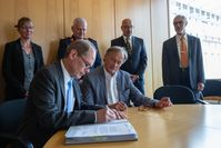 Hochschulkooperationsvertrag der Hochschule Bonn-Rhein-Sieg mit dem Bundesamt für Personalmanagement der Bundeswehr