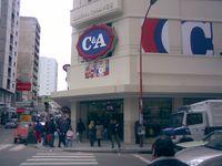 C&A-Filiale