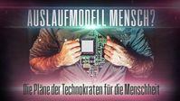 """Bild: Screenshot Video: """" Auslaufmodell Mensch? Die Pläne der Technokraten für die Menschheit"""" (www.kla.tv/16674) / Eigenes Werk"""
