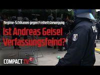 """Bild: SS Video: """"Ist Andreas Geisel Verfassungsfeind? Regime-Schikanen gegen Freiheitsbewegung"""" (https://youtu.be/KZOavb2qFlY) / Eigenes Werk"""