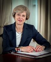 Theresa May (2017)
