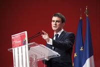Manuel Valls Bild: Parti socialiste, on Flickr CC BY-SA 2.0