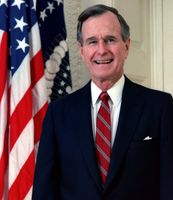 George H. W. Bush (1989)