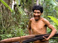 Für Brasiliens Awá wurde ein Weltbankprojekt zum Verhängnis. Bild: Fiona Watson/Survival