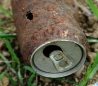 Dose: Müll-Fotos verbreiten sich viral im Netz. Bild: pixelio.de, Hirschka
