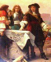 Ingenieure im 18. Jahrhundert (Symbolbild)