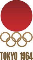 Logo Olympische Sommerspiele 1964