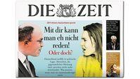 """DIE ZEIT 39/18 / Bild: """"obs/DIE ZEIT"""""""