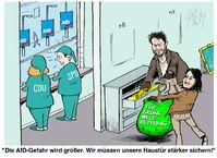 """Pazderski: Streitschrift """"Die Grünen endlich angreifen, statt sie hochzureden"""""""