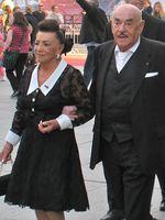 Maria und Artur Brauner, 2010, Archivbild