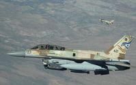 Israelische Luftwaffe: F-16I Sufa (Symbolbild)